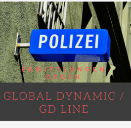 Warnung vor Global Dynamic / GD Line