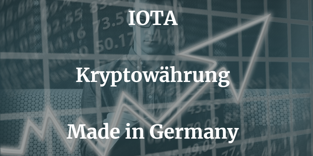 IOTA, Kryptowährung
