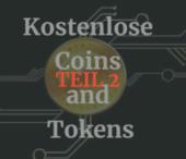 Kostenlose Coins und Tokens, 15.02.2018