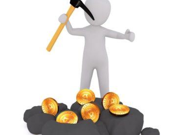 Geld verdienen mit Mining von Kryptowährungen